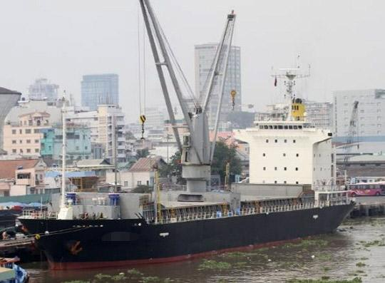 110m General Cargo Ship 2010 - 2 HO/HA - DWT 8969 For Sale
