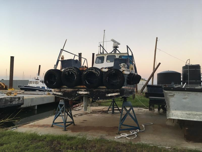 26' Inshore Crew Jo Boat For Sale