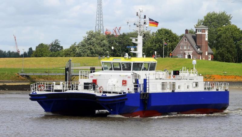 26m Swath Crew Boat 2010 - German Built - 12 PAX For Sale