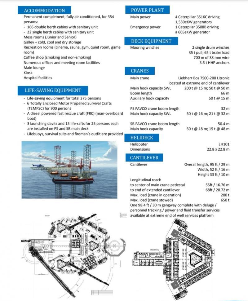 Jack Up Barges For Sale