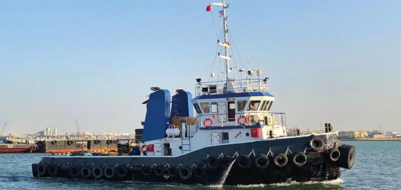 23m Tug Boat 2005 - Twin Screw - Towing Hook Fitted For Sale