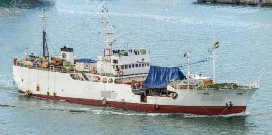 54m Tuna Longliner 1988 - Korea Built - Hold 541 CBM - Freezer 206 CBM For Sale