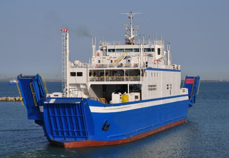 94m ROPAX Ferry 1989 - Double Ended - Closed Type - DWT 964 For Sale