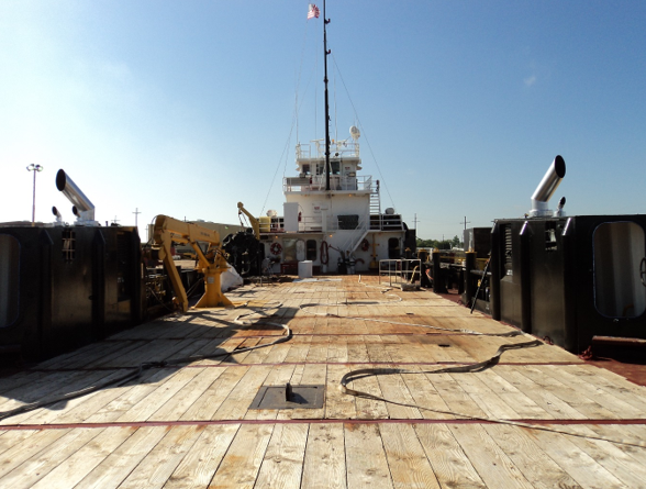 165' Offshore Utility Supply Vessel 1976 / 2001 For Sale