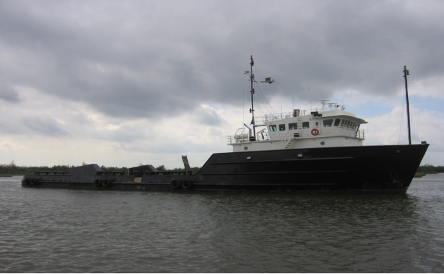 180' Offshore Utility Supply Vessel - 1978 / 2006 For Sale