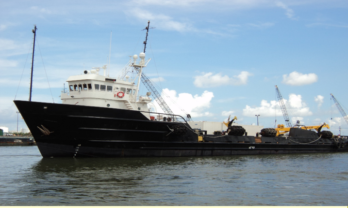 180' Offshore Utility Supply Vessel - 1982 For Sale