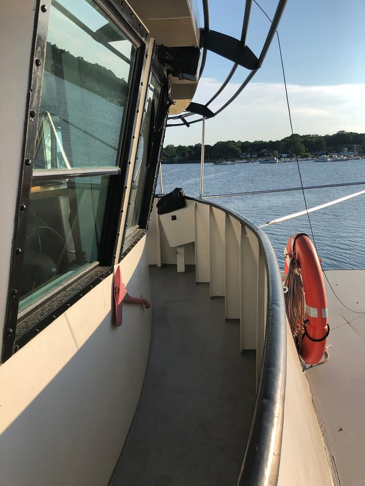 84' USCG Inspected Passenger Excursion Dinner Vessel For Sale
