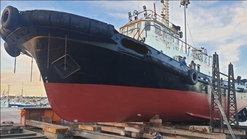 29m ASD Tug Boat 1983 - Twin Screw - Z Peller For Sale