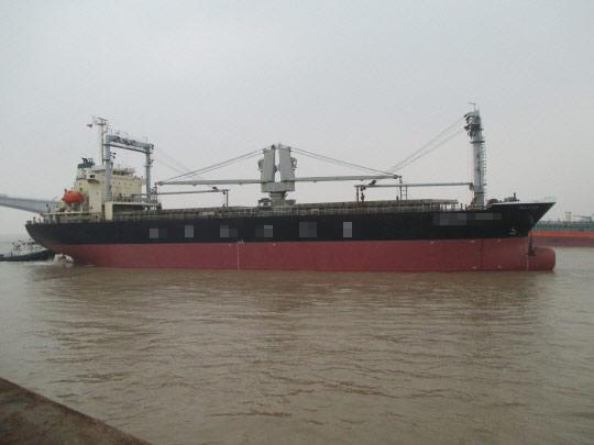 118m General Cargo Ship 2011 - Tween Decker - 2 HO/HA - DWT 12138 For Sale