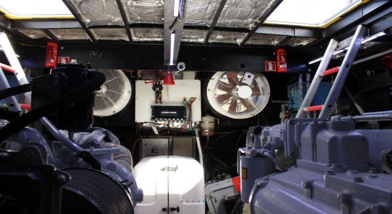 HDPE PATROL BOAT IZ 1600 for SALE