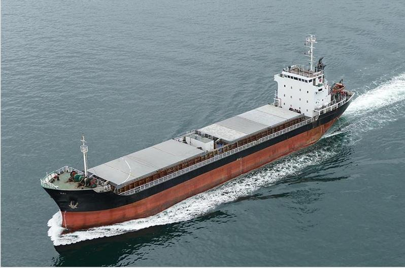 90m General Cargo Ship 1992 - Japan Built - Rebuilt 2008 - DWT 4800 For Sale