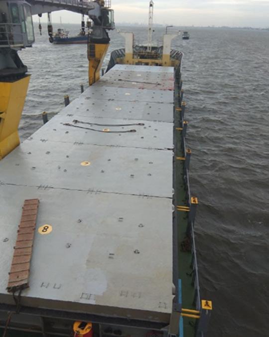 83m Container Ship 1992 - Denmark Built - 151 TEU - DWT 2782 For Sale