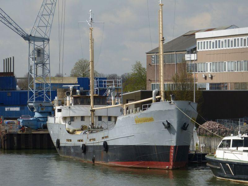 49m Dutch Seagoing Coaster 1962 - Maritime Heritage Vessel - DWT 518 For Sale