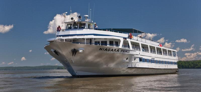 177' Blount Overnight Passenger Cruise Ship For Sale