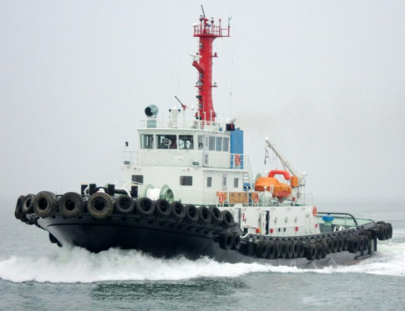 44m New Ocean Tug Built 2010 - 6000 HP For Sale