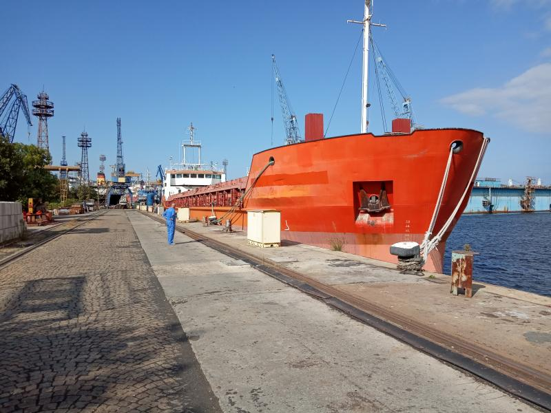 88m General Cargo Ship 1995 - 144 TEU - 1 HO - DWT 2913 For Sale