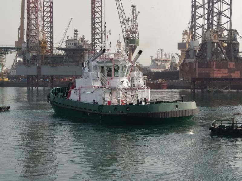 28m LNG Dual Fuel Harbour Tug - BP 55 Tons For Sale