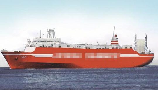 163m RORO Cargo Ship 1997 - Japan Built - 145 Trucks - DWT 5952 For Sale