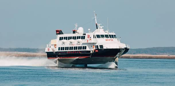 30m Jetfoil High Speed Ferry 1991 - 200 PAX - 43 Knots For Sale