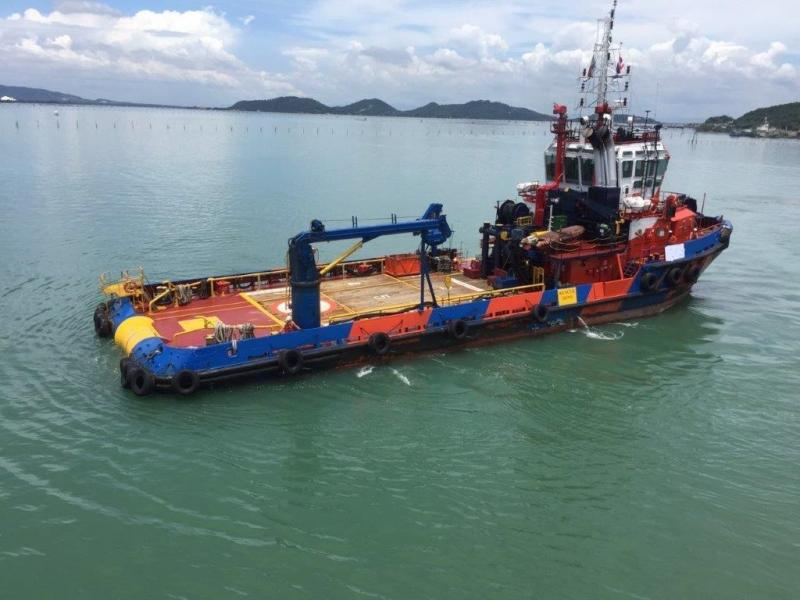 46m ASD Tug Boat 2006 - FIFI 1 - 2 X Azimuth - Bow Thruster Fitted For Sale