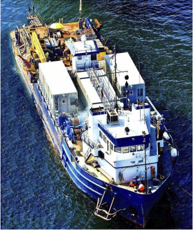 205' Multi Purpose 4 Point DSV Dive Support Vessel - 1979/2008 For Sale