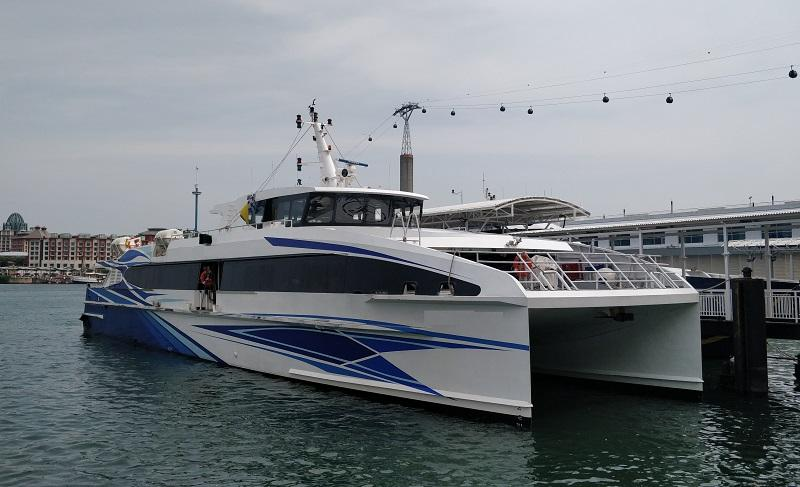 39m Catamaran High Speed Ferry 2017 - 317 PAX - 28.5 Knots For Sale