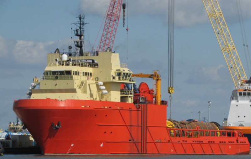 288' DP2 AHTS Anchor Handling Tug Supply 2007 - BP 177 For Sale