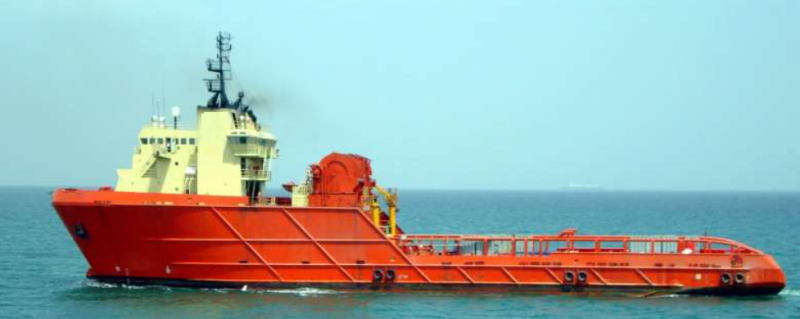 276' DP2 AHTS Anchor Handling Tug Supply 1999 - BP 170 For Sale