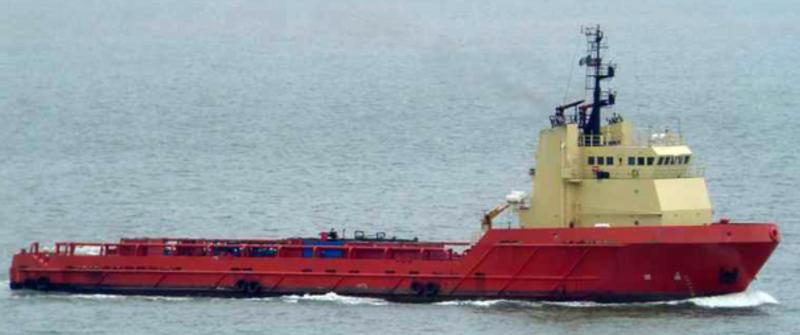 240' DP2 Offshore Platform Supply Vessel 1999 - DWT 3286 For Sale