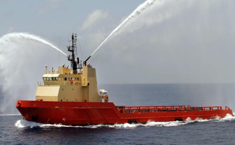 240' DP1 Offshore Platform Supply Vessel 2000 - DWT 3302 For Sale