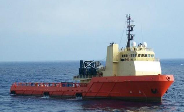 240' DP2 Offshore Platform Supply Vessel 1999 - DWT 3316 For Sale