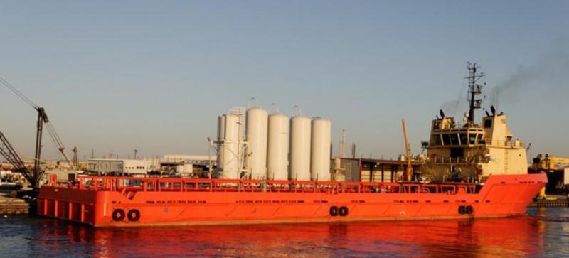 301' DP2 Offshore OSV Platform Supply Vessel 2008 - DWT 4774 For Sale