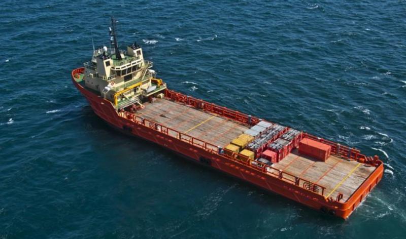 280' DP2 Offshore OSV Platform Supply Vessel 2008 - DWT 4948 For Sale