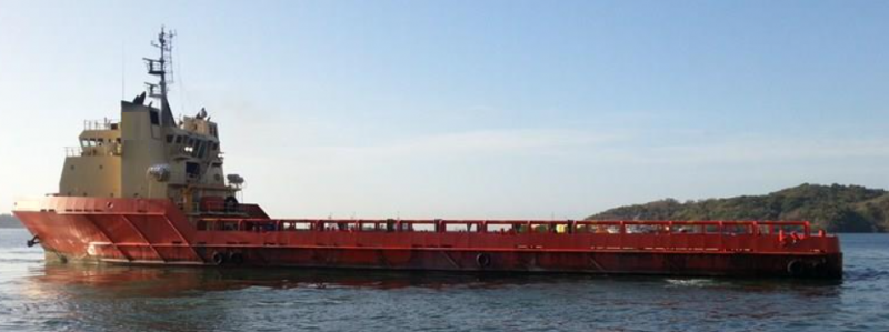 260' DP2 OSV Offshore Platform Supply Vessel 2000 - DWT 3563 For Sale