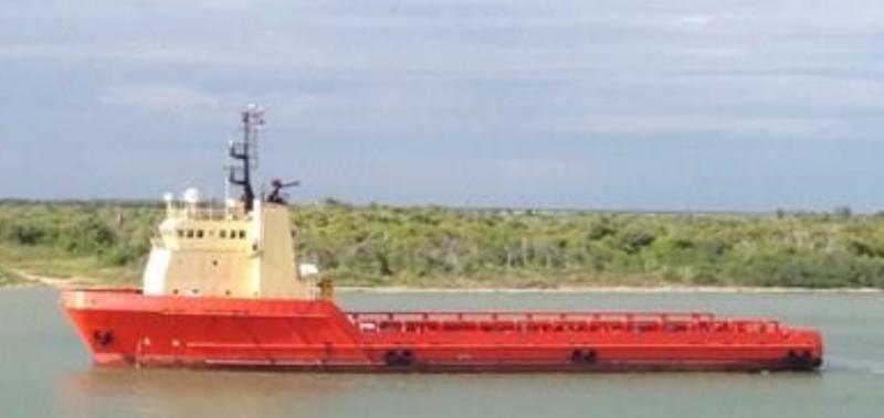 240' DP2 OSV Offshore Platform Supply Vessel 1998 - DWT 3278 For Sale