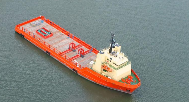 240' DP2 Offshore Platform Supply Vessel 1998 - DWT 3349 For Sale