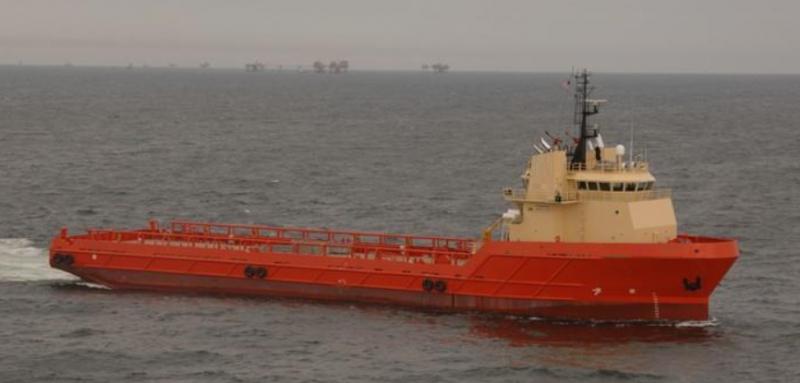 280' DP2 Offshore OSV Platform Supply Vessel 2009 - DWT 4806 For Sale