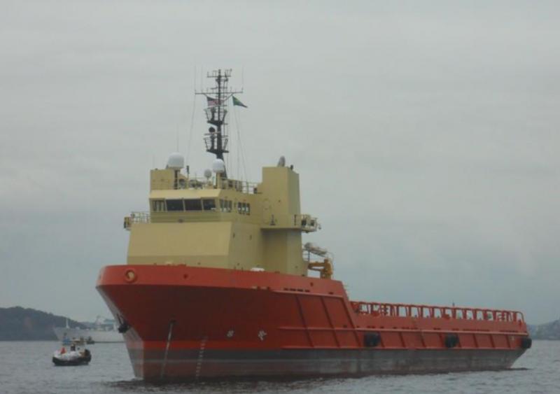 280' DP2 Offshore OSV Platform Supply Vessel 2006 - DWT 4835 For Sale