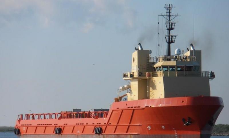 280' DP2 Offshore OSV Platform Supply Vessel 2008 - DWT 4824 For Sale