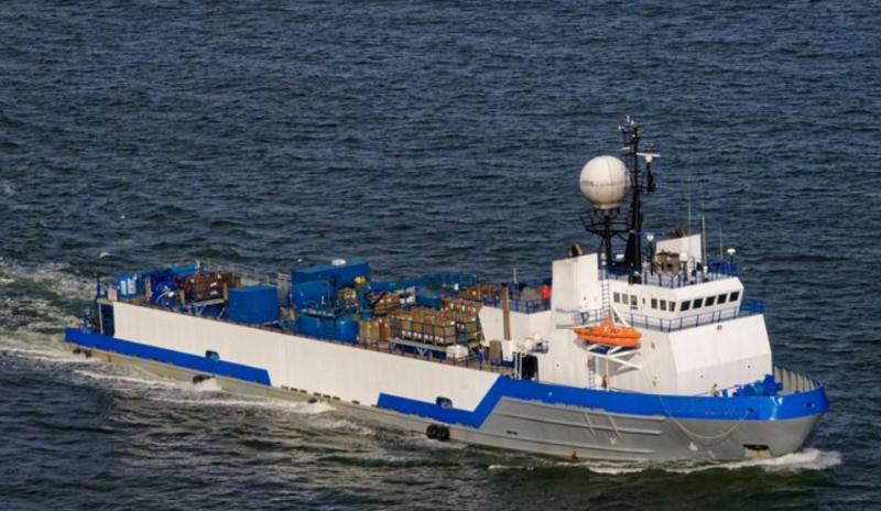 270' DP2 OSV Offshore Platform Supply Vessel 2001 - DWT 2460 For Sale