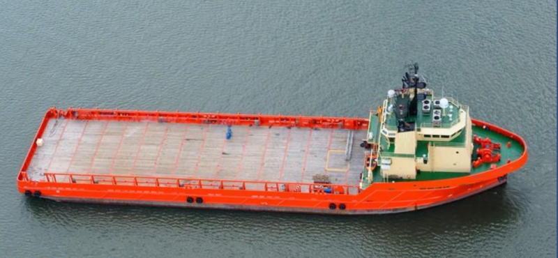 280' DP2 Offshore OSV Platform Supply Vessel 2010 - DWT 4750 For Sale