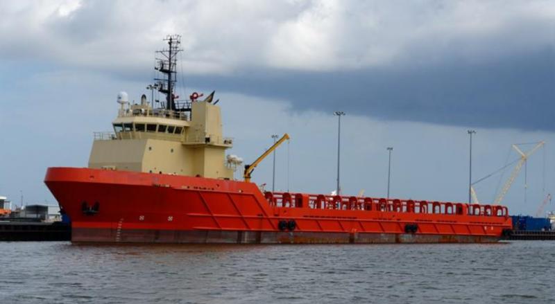 300' DP2 Offshore OSV Platform Supply Vessel 2013 - DWT 4933 For Sale