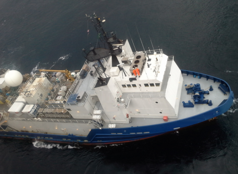220' Specialty Well Stimulation Accommodations Vessel - DWT 2536 For Sale