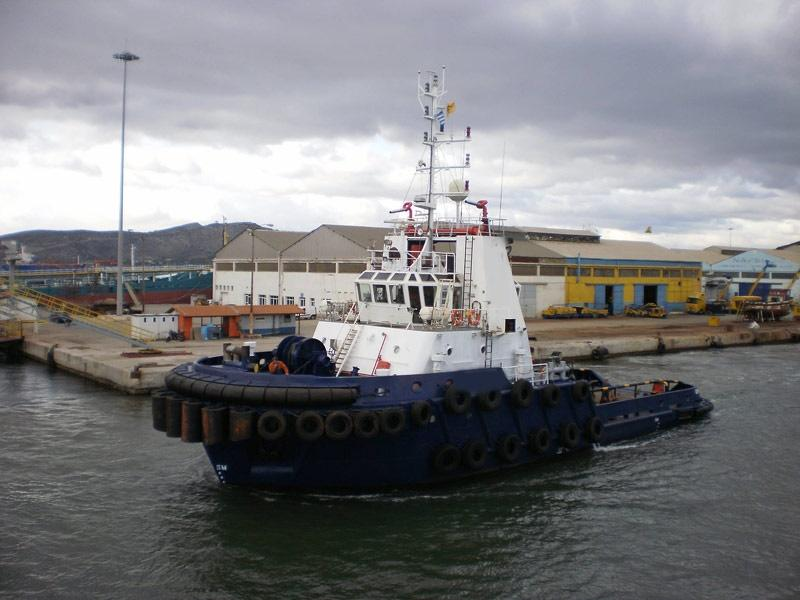 35m ASD Tug Boat 1995 - Stern Roller - Accommodates 12 For Sale
