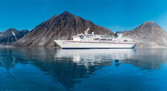 164m Cruise Ship 2000 - 1069 PAX - DB - Bow Thruster Fitted - DWT 3130 For Sale