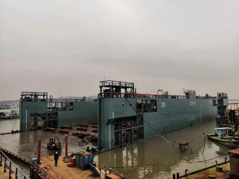 129m Floating Drydock 2017 - 9000 TLC