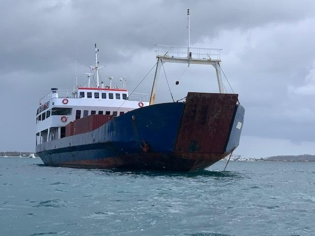 69m Landing Craft 1979 - Cargo Capacity 824 Tons - 1425 HP For Sale
