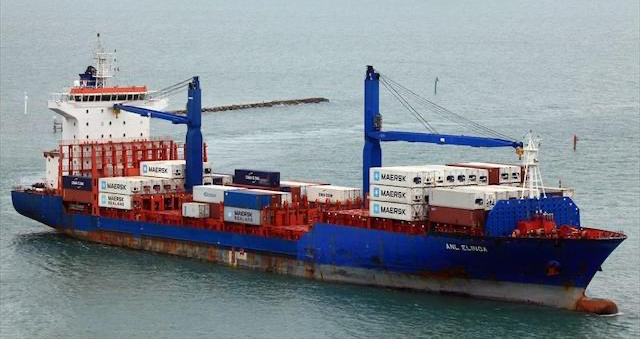 175m Container Ship 2010 - 1736 TEU - 300 Reefer Plugs - DWT 23600 For Sale