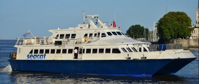 33m High Speed SeaCat Ferry 1986 - Passengers 229 - Speed 28 knots For Sale