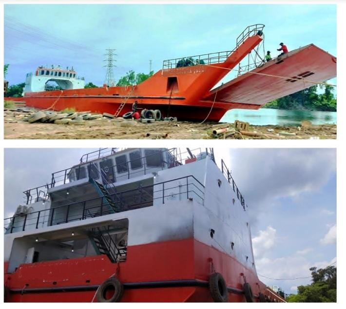 68m New Landing Craft 2021 - DWT 2145 tons For Sale